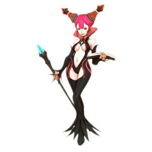 Histoire de Dragon Nest Sorceress