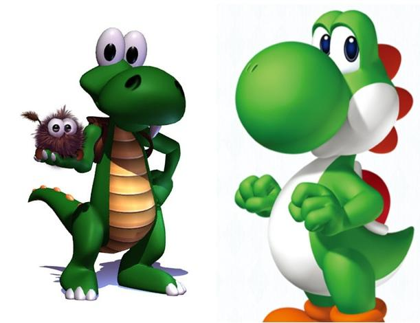 Croc : Legend of the Gobbos - Yoshi sur PS1 ? - Asgard GG
