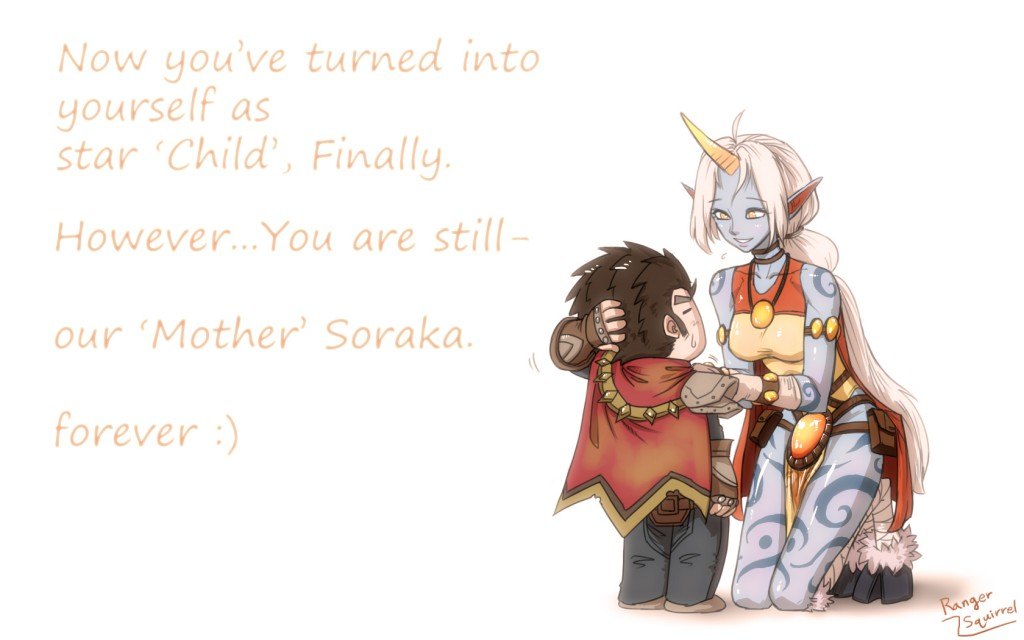 Graves et Soraka