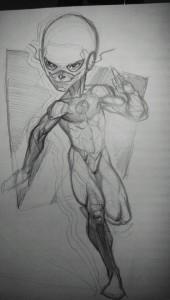 Ntocha flash sketch