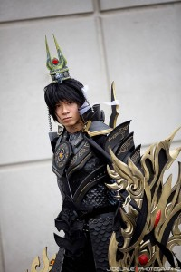 Sword Art Maker Armure Noire