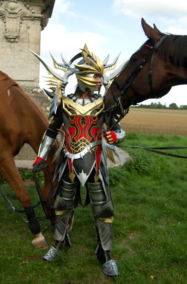 Sword Art Maker Armure