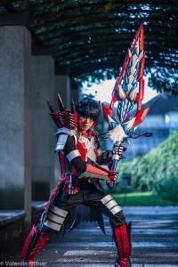 Sword Art Maker Monster Hunter Rathalos