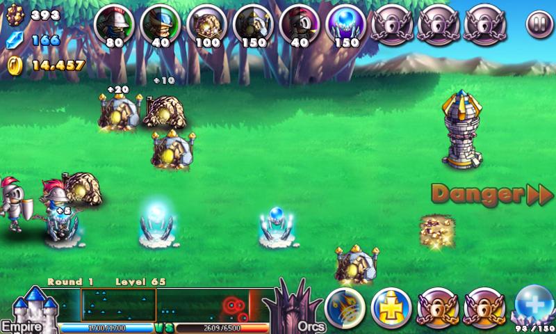 Empire vs Orcs en guerre