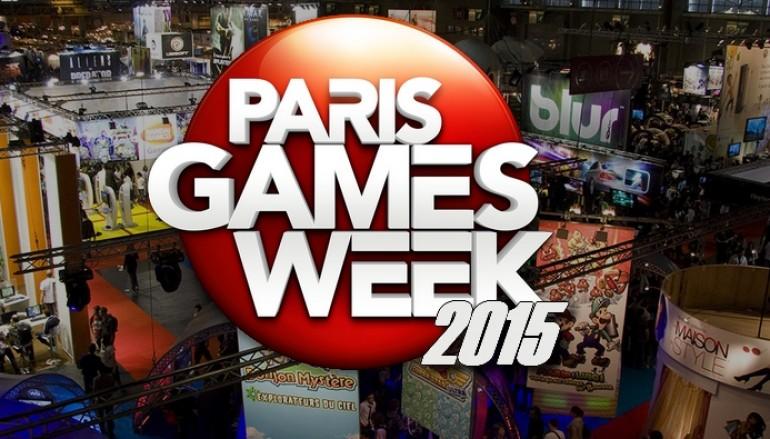Paris Games Week 2015 PGW 2015