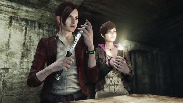 Graphismes dans Resident Evil : Revelations 2