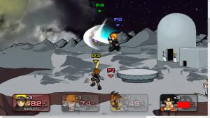SSF2 combat