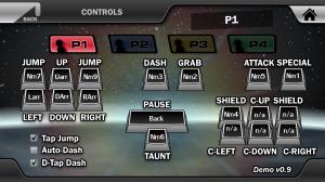 SSF2 control