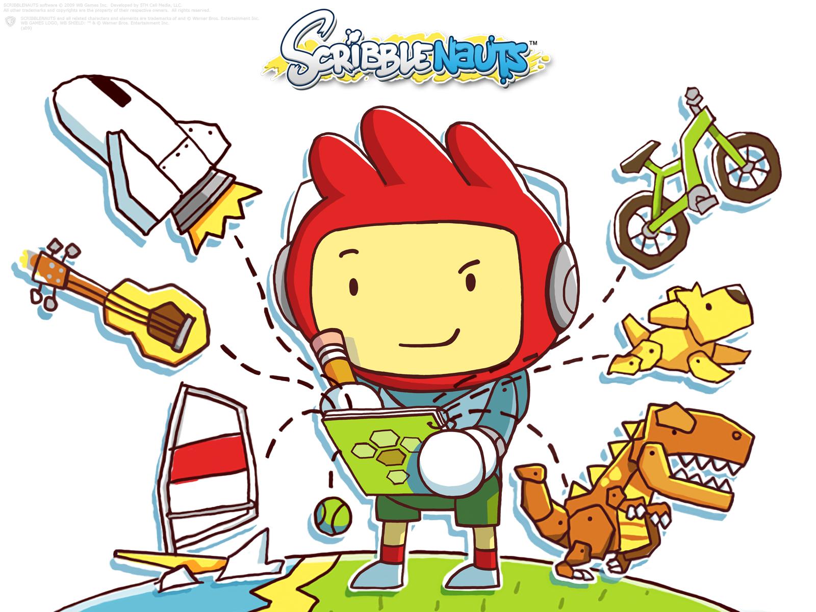 Scribblenauts sur DS