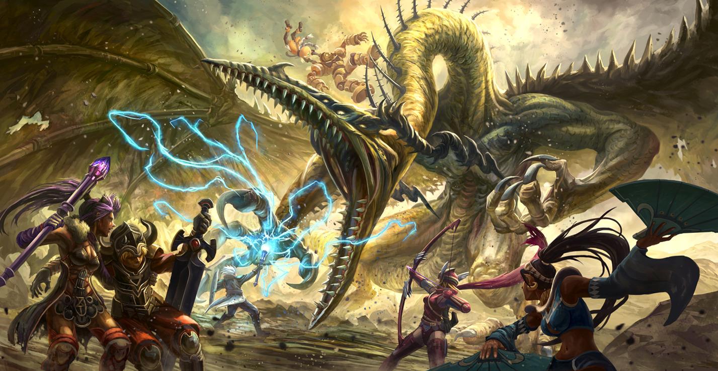 Image result for donjon dragon nest