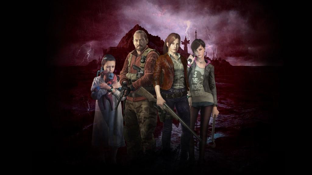 Personnages jouables dans Resident Evil : Revelations 2