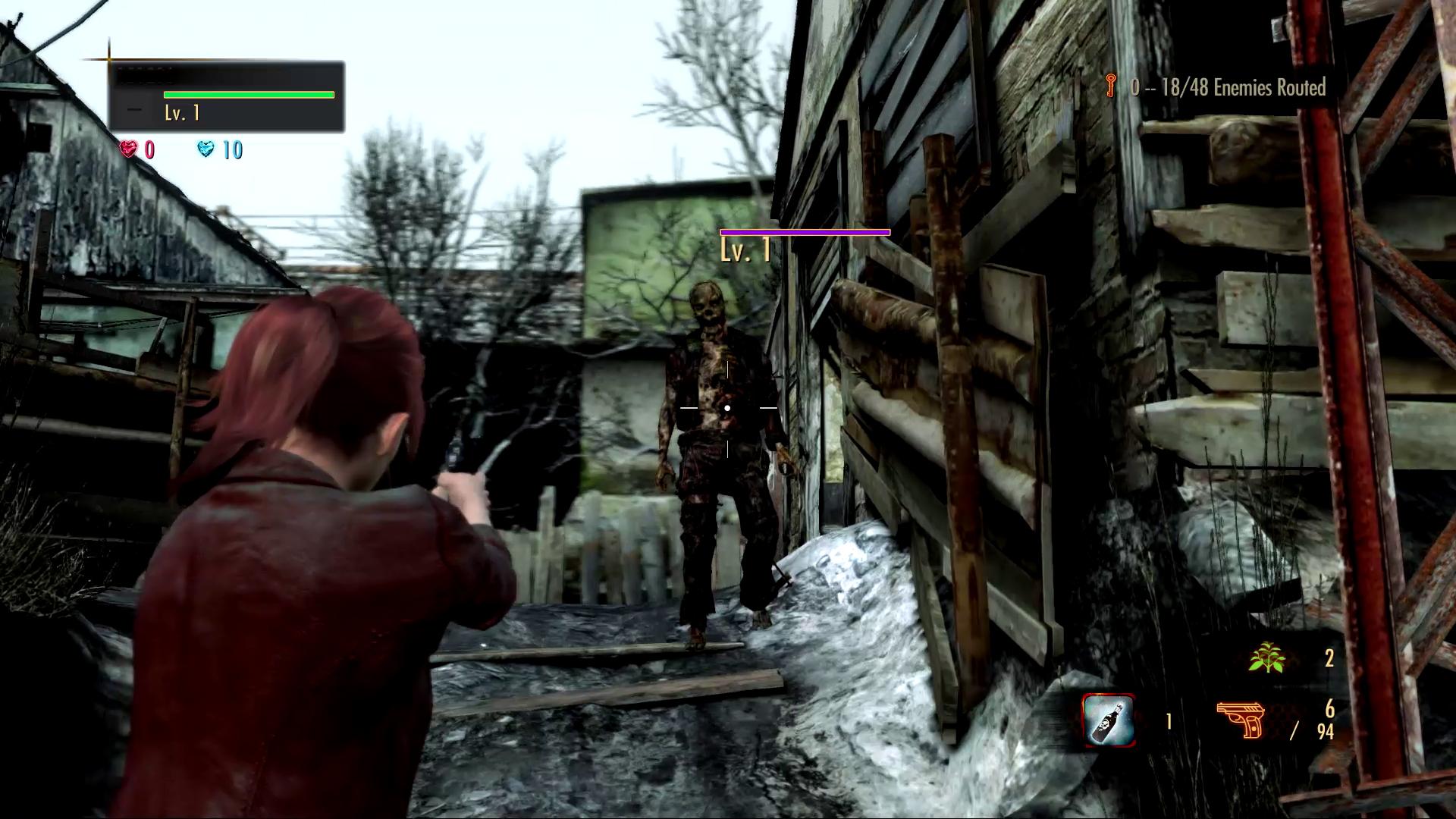 Resident Evil Revelations 2 : Raid Mode