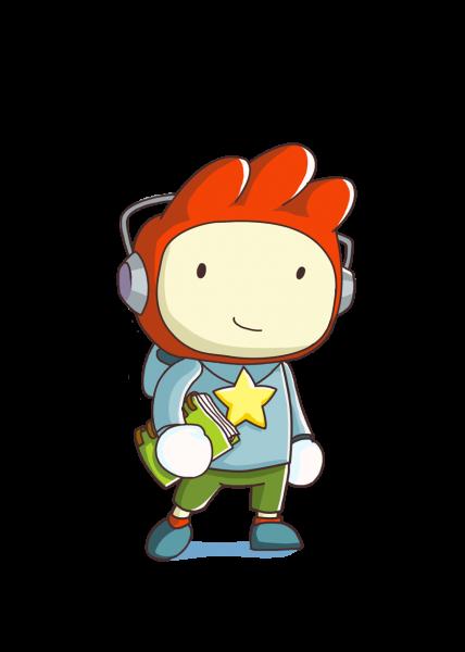 Max, personnage principal de Scribblenauts Unlimited