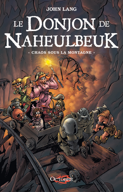 Naheulbeuk - Roman Chaos Montagne