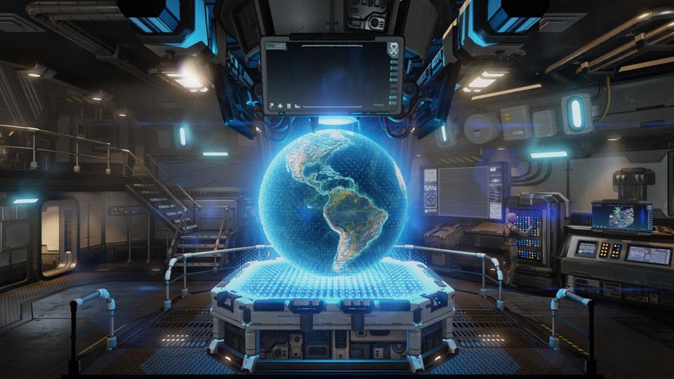 XCOM 2 - Centre commandement