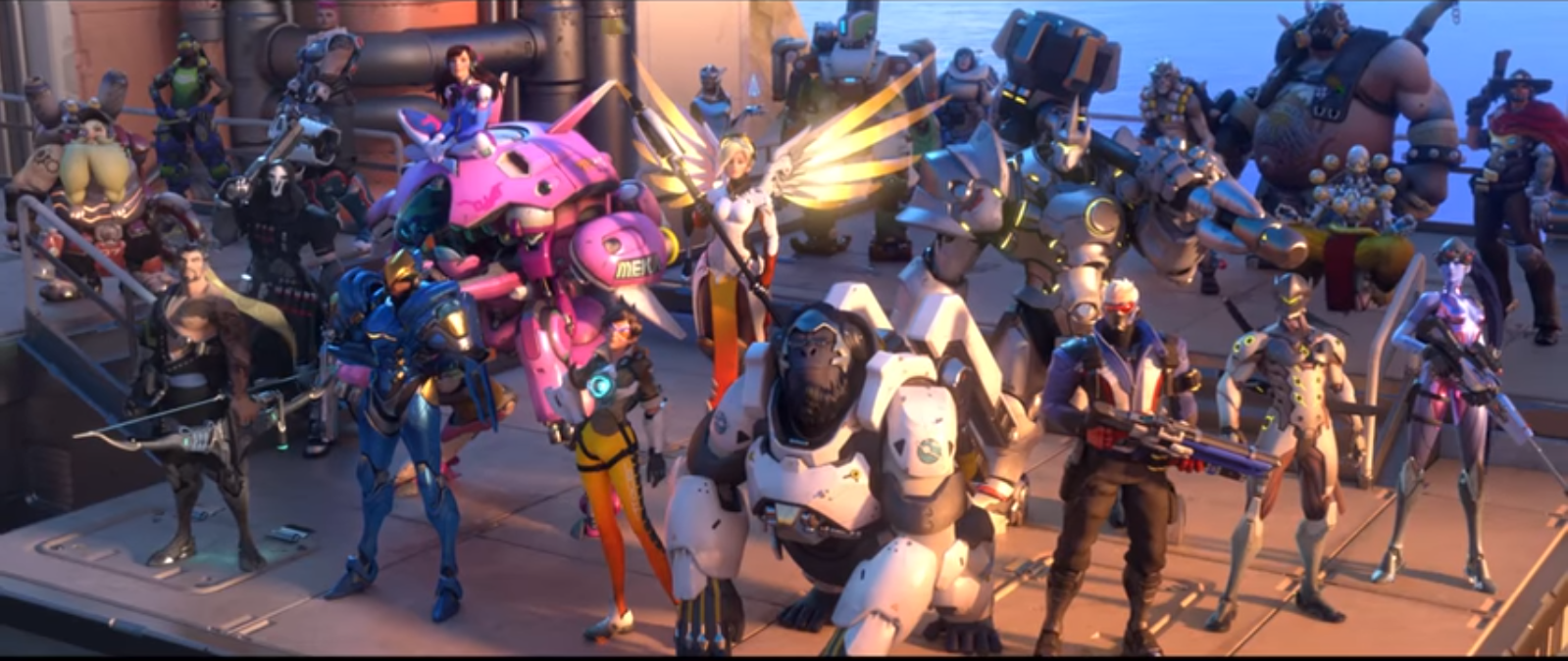 We are Overwatch !