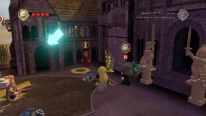 LEGO-le seigneur des anneaux-quetes et personnages