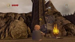 LEGO-le seigneur des anneaux-brique mithril