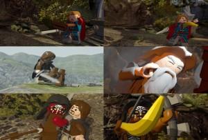 LEGO-le seigneur des anneaux_humour