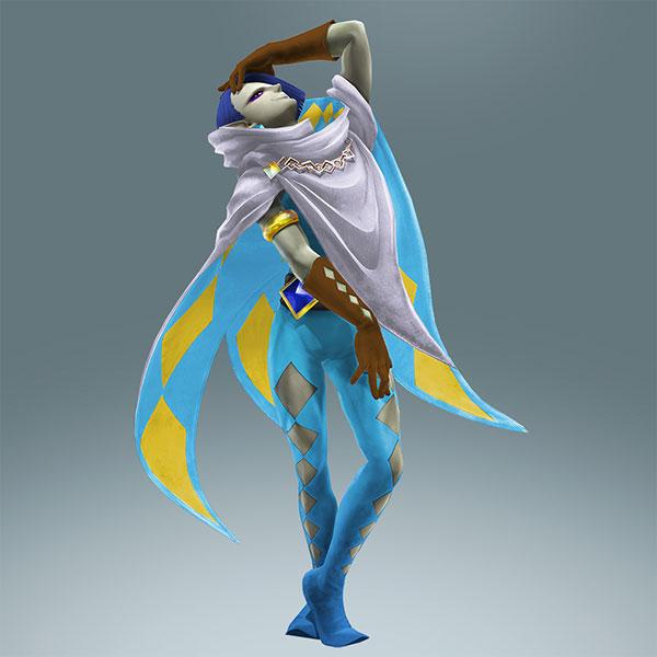 Hyrule Warriors Legends - Costume Ghirahim