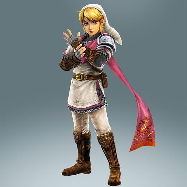 Hyrule Warriors Legends - Costume Link