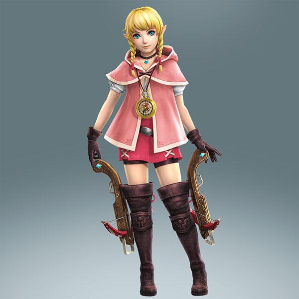 Hyrule Warriors Legends - Costume Linkle