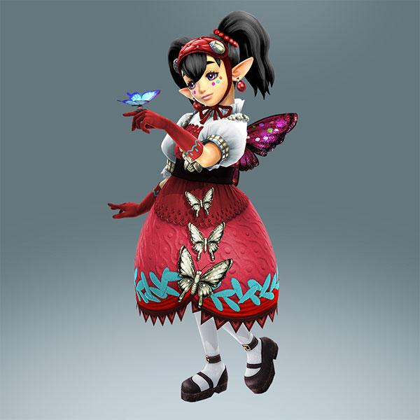 Hyrule Warriors Legends - Costume Machaon
