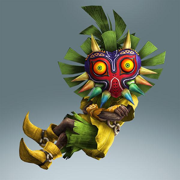 Hyrule Warriors Legends - Costume Skull Kid