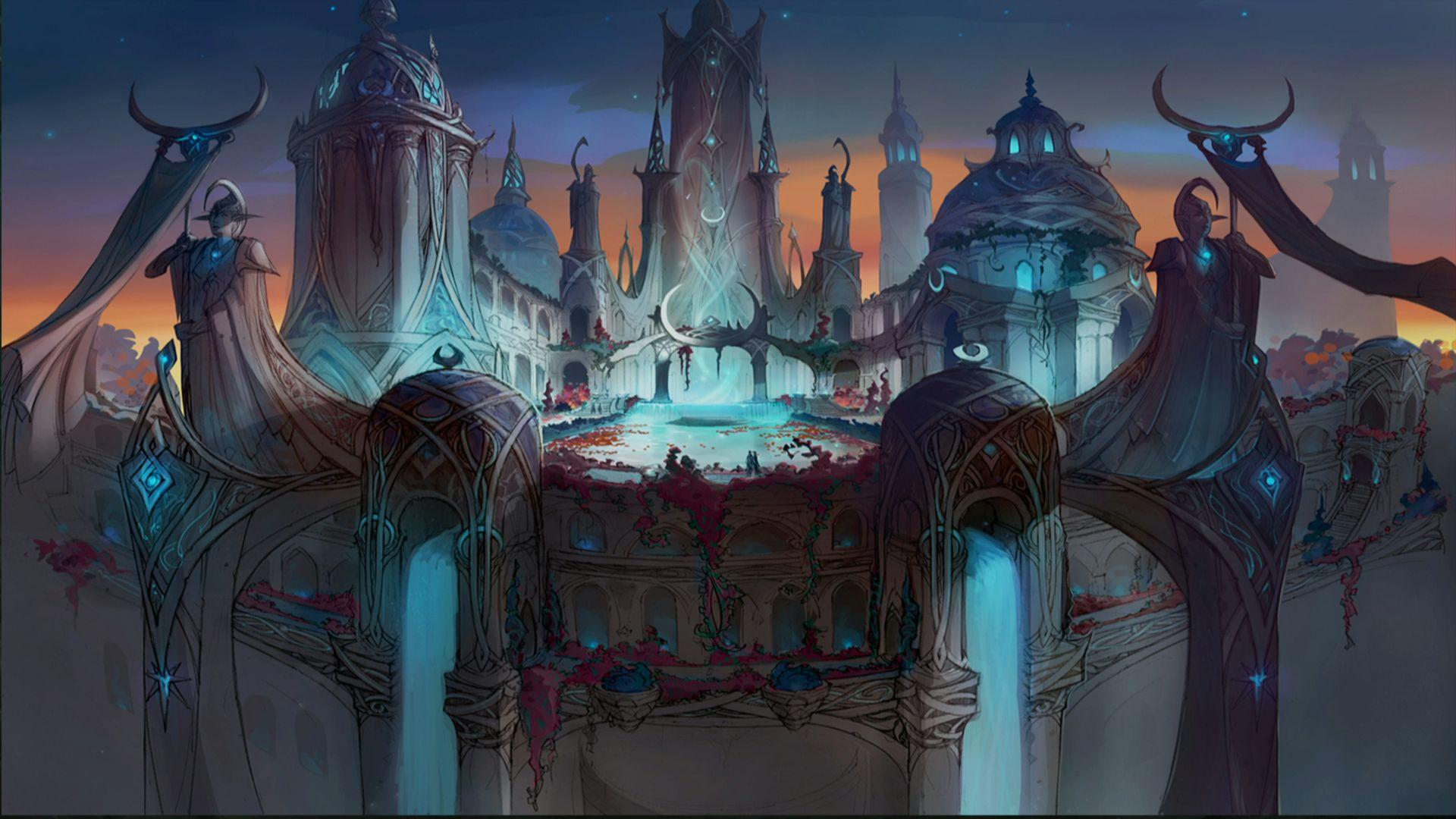 WoW-Legion-Donjon-Artwork