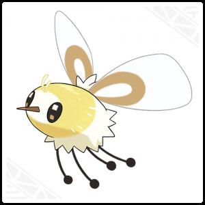 Pokémon Soleil Bombydou