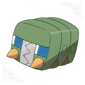 Pokémon Soleil Chrysapile