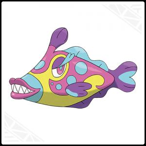 Pokémon Soleil Denticrisse