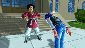 Dragon Ball Xenoverse 2 Terrien