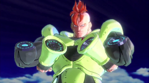 Dragon Ball Xenoverse 2 C-16