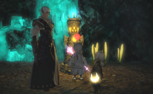Final Fantasy XIV version 3.35 - Palais des morts 6