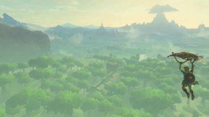 Legend of Zelda - Breath of the Wild - Meilleurs jeux E3 2016