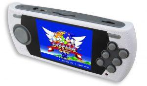 Mini Mega Drive portable