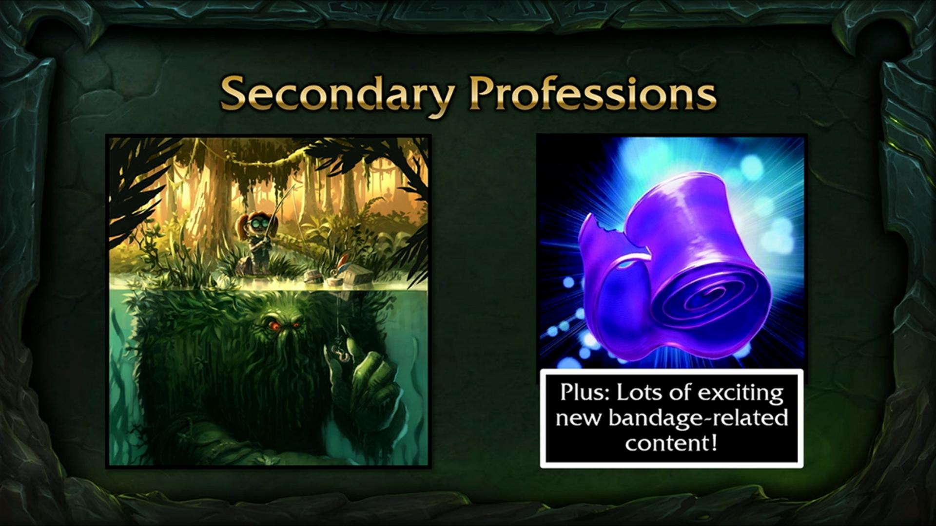 World Of Warcraft Q A Sur Les M Tiers De Legion Asgard Gg