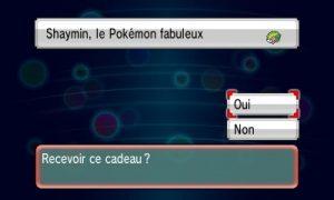 20 ans de Pokémon Shaymin 1