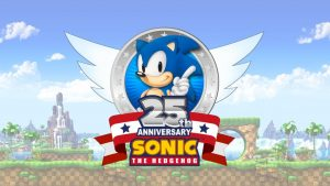 Sonic The Hedgehog 25 ans