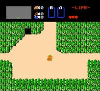 The Legend of Zelda - Début
