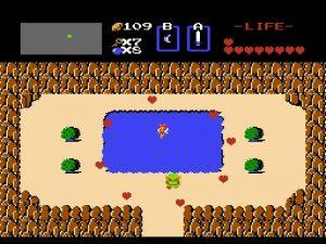 The Legend of Zelda - Fontaine des Fées