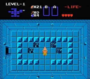 The Legend of Zelda - Fragment