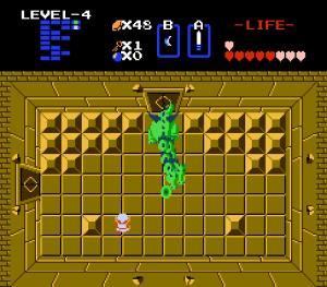 The Legend of Zelda - Gleeok