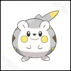 Pokémon Soleil Togedemaru