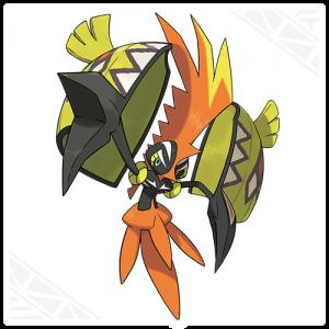 Pokémon Soleil Tokorico