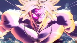 Dragon Ball Xenoverse 2 Broly X