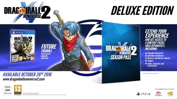 Xenoverse 2 Deluxe