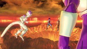 Dragon Ball Xenoverse 2 Freezer et Cooler