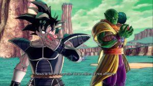 Dragon Ball Xenoverse 2 Thales et Slug